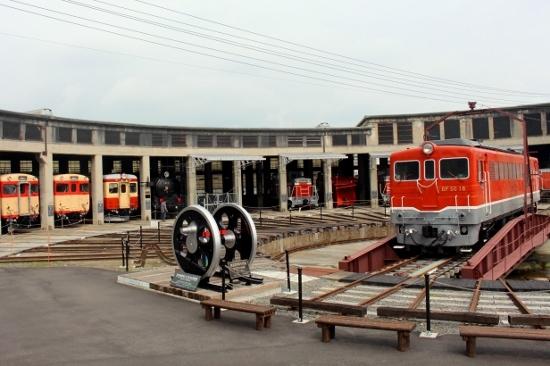 ⑲津山まなびの鉄道館