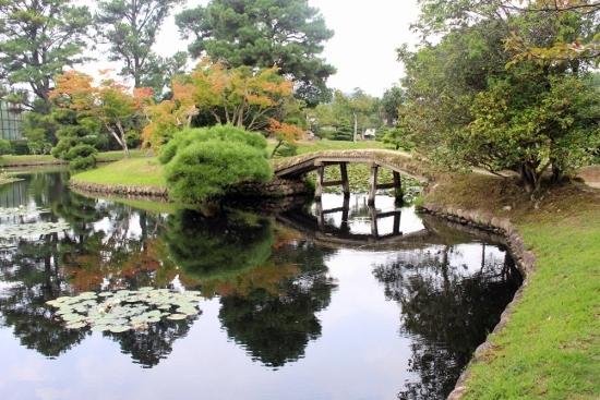 ㉑衆楽園(旧津山藩別邸庭園)