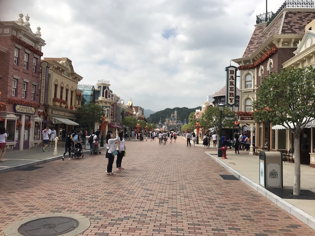 2016年香港紀行 ~ディズニー ア...