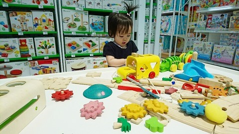 20161025イオンのおもちゃ売り場