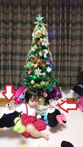 20161104 クリスマスツリー②