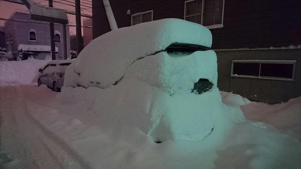 20161225 豪雪③