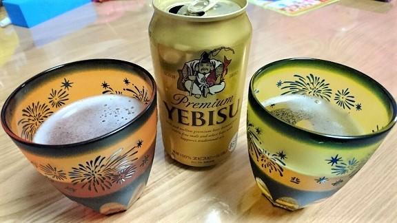20161231 お疲れビール