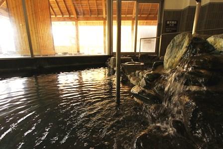 鹿山の湯 内湯 1