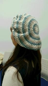 アルパカベレー帽2