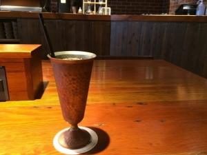 201610 Thecafe アイスコーヒー
