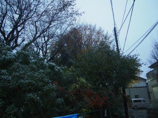 20161124・11月なのに初雪空03・6時20分