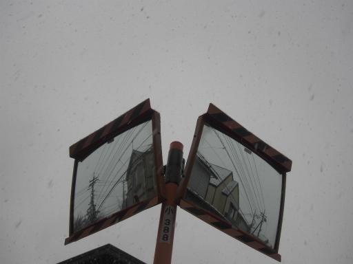 20161124・11月なのに初雪空10・7時32分