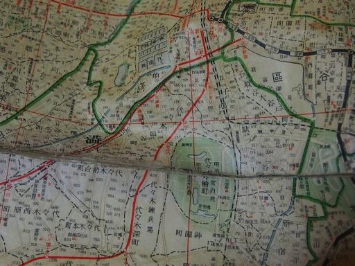 20170106・原宿地図01-1・昭和10年5月