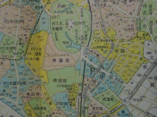 20170106・原宿地図03-2・昭和35年2月