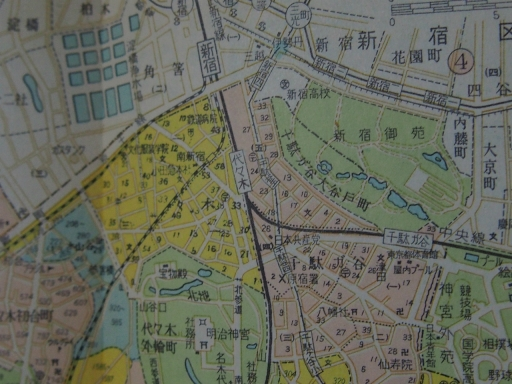 20170106・原宿地図03-1・昭和35年2月