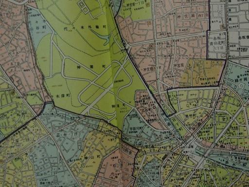 20170106・原宿地図04-3・昭和40年