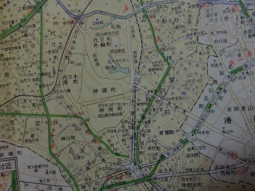 20170106・原宿地図05-3・昭和40年12月
