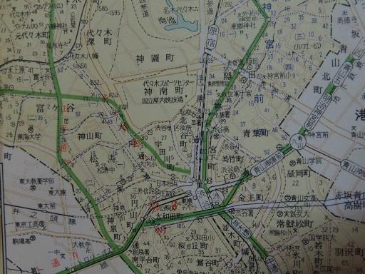 20170106・原宿地図05-2・昭和40年12月