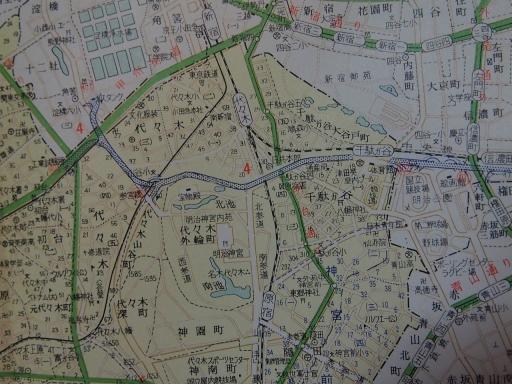 20170106・原宿地図05-1・昭和40年12月