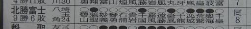 20170123・相撲16・北勝富士