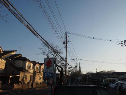 20170122・空とワンちゃん06・帰りお米を買う