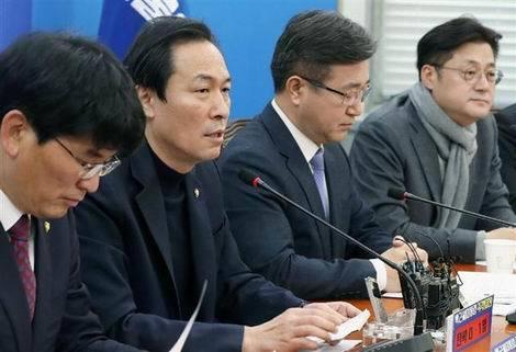 20170110_韓国最大野党「共に民主党」の会議(470x321)