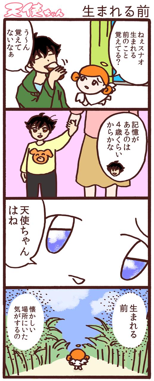 天使ちゃん_生まれる前161225
