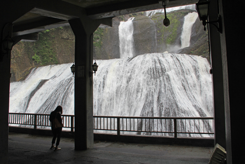 袋田の滝2016-7