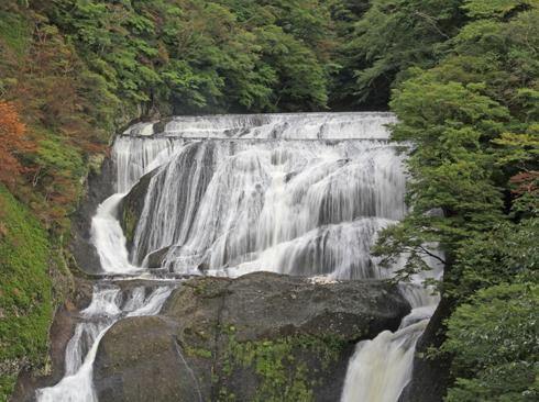 袋田の滝2016-12