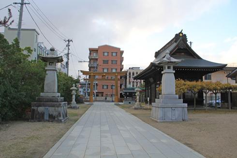 福島稲荷神社2016-3