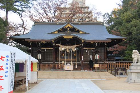 福島稲荷神社2016-6