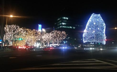 仙台光のページェント2016-1