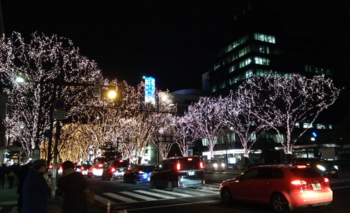 仙台光のページェント2016-2