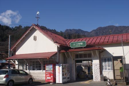 富士急三つ峠駅