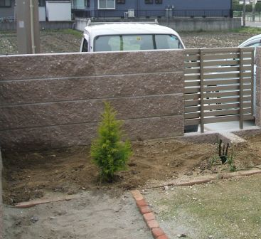 1庭の剪定3
