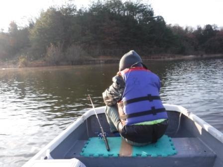 1ワカサギ釣り2016年2
