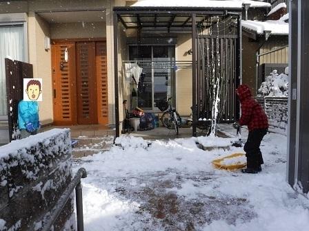 1雪遊び2