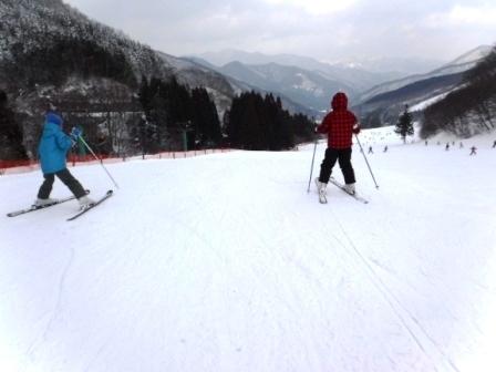 1揖斐高原スキー場