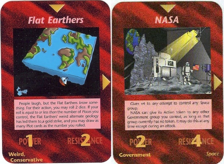 flatearther and NASA