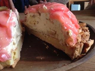 2りんごケーキ