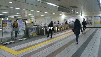 行天宮駅2