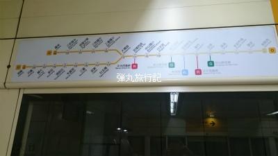 行天宮駅3