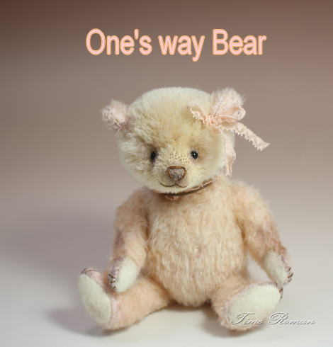 Ones way Bear