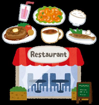 食事、外食