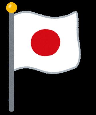 日の丸、国旗