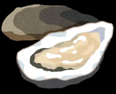 牡蠣、カキ