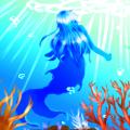 CNo.581 人魚達の珊瑚礁【人魚コミュ】