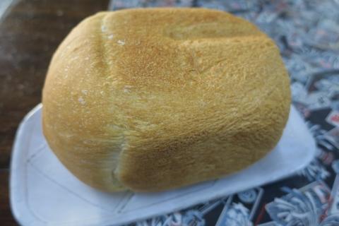「妻がパンを焼いてくれました!」①