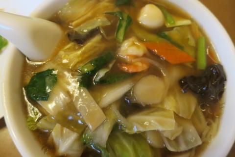 「広東麺」異風園②