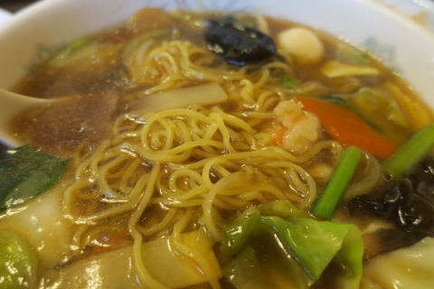 「広東麺」異風園③