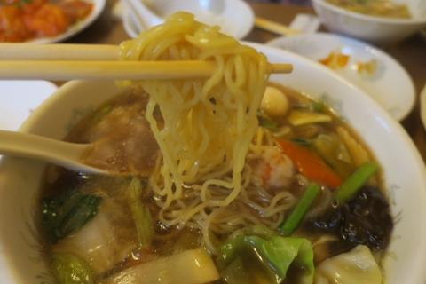 「広東麺」異風園④