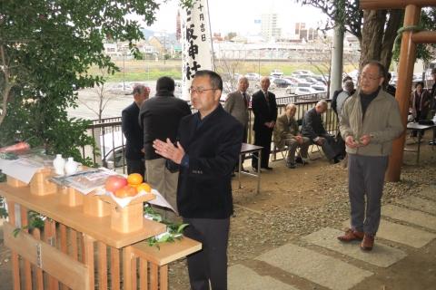 「山王台日枝神社例大祭」⑥