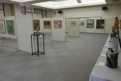 「第57回石岡市美術展」⑫