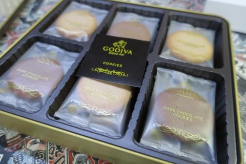 「ガディバのチョコを娘に食べられちゃいました!」④